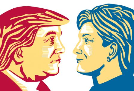 Izbori u SAD - Hillary vs Trump