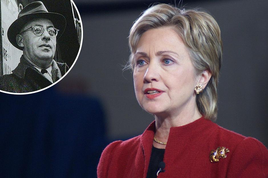 Hillary Clinton Saul Alinsky
