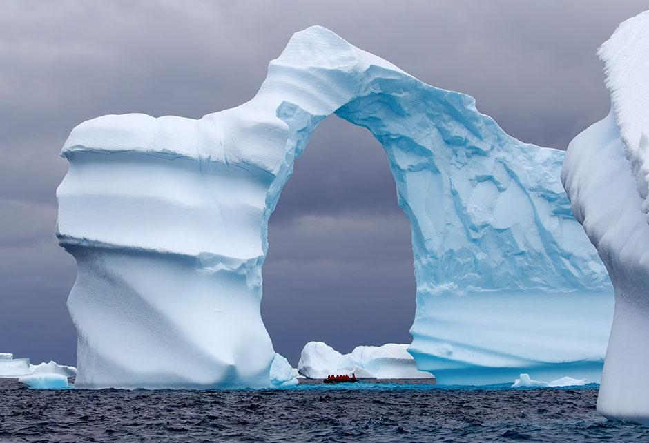 Australija buši Antartic
