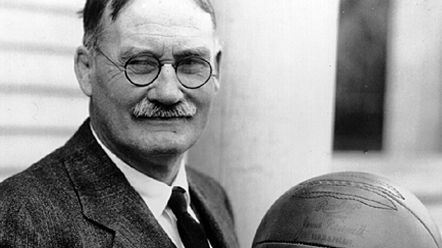 James Naismith | © kansassampler.org