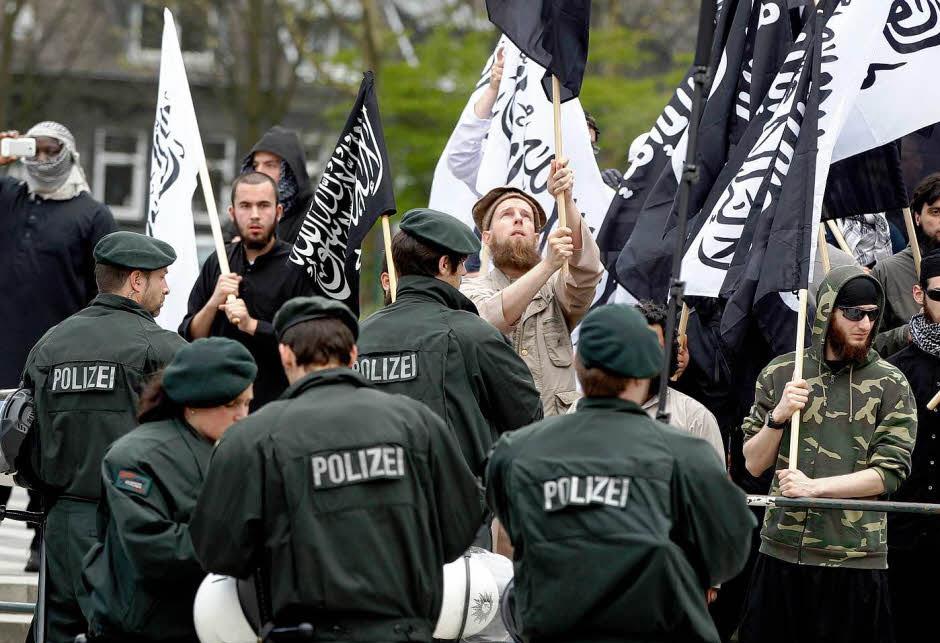 Salafisti - @Badische Zeitung