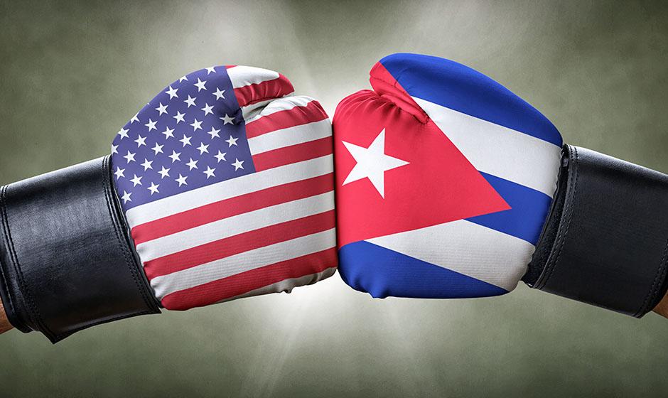 Kuba - SAD - Prekid diplomatskih odnosa