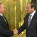 Vladimir Putin - Abdel Fattah Al-Sissi