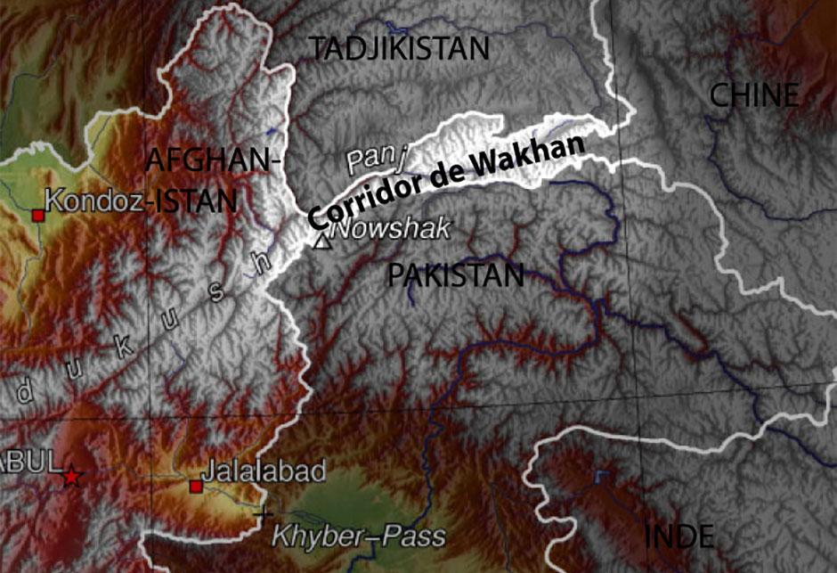 Koridor Wakhan