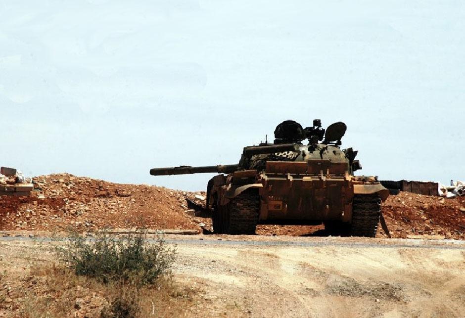 """Kako su sirijski tenkisti od """"glinenih golubova"""" postali teške mete i za najbolje sustave 1"""