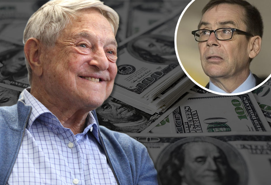 Soros financira udruge u Makedoniji