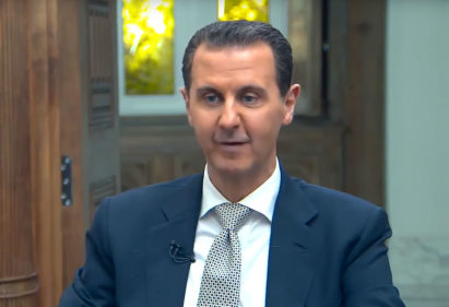 Bashar Al-Assad - intervju