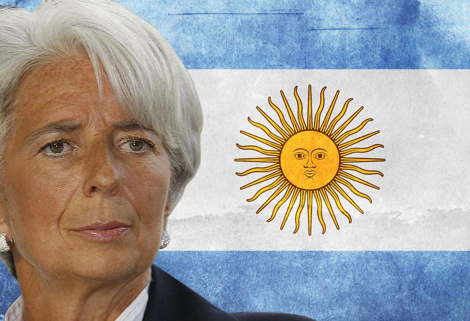 Christine Lagarde - MMF uvjetuje Argentinu