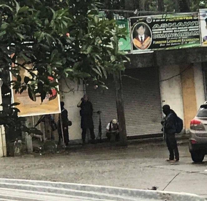 ISILov napad na Filipinima