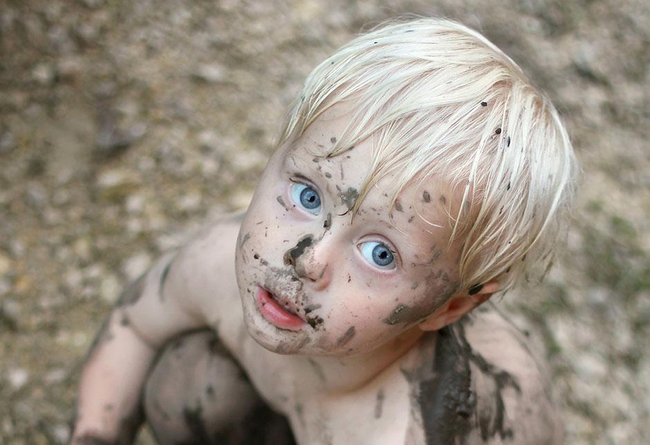 Dječak u blatu - Jeste li znali