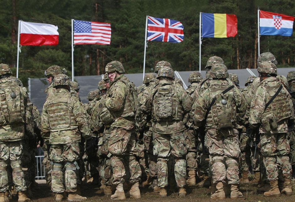 NATO u Poljskoj
