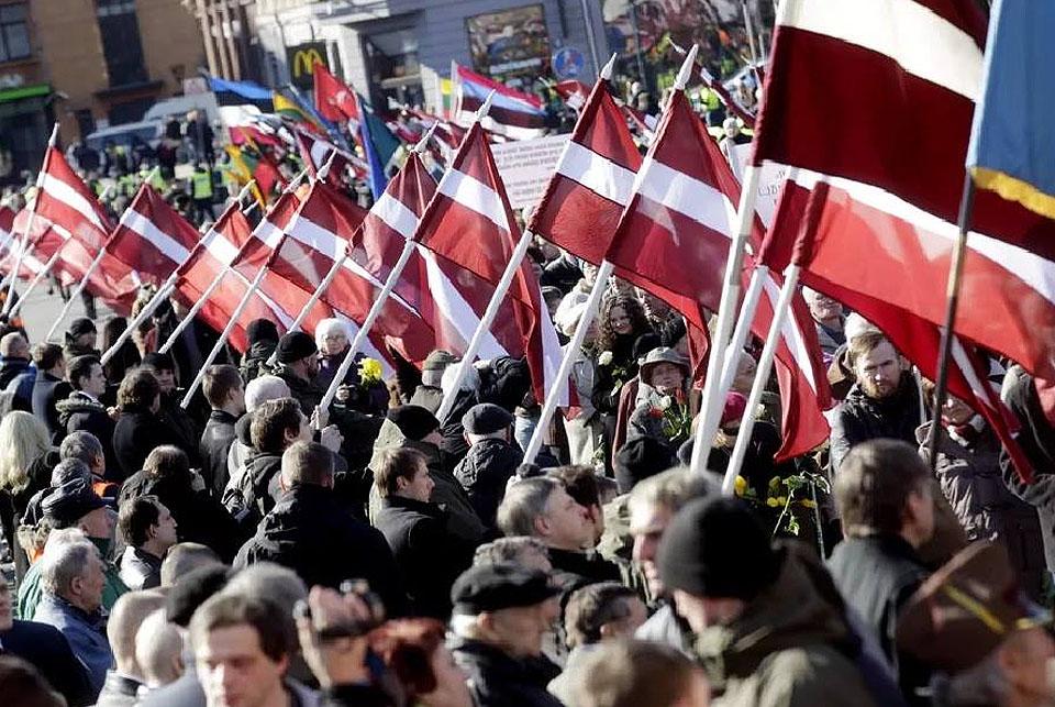 Baltički nacisti