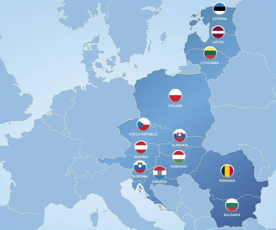 Karta - blokada Rusije