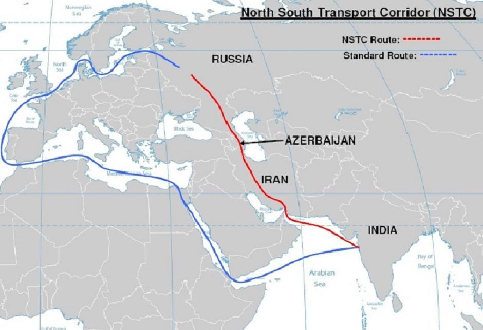 Koridor sjever-jug
