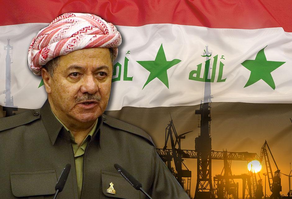 Barzani - Irak - Kurdi