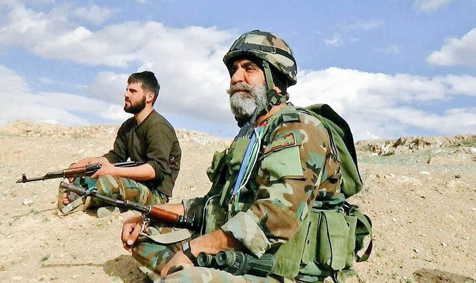 SIRIJA: POGINUO GENERAL ISSAM ZAHREDDINE