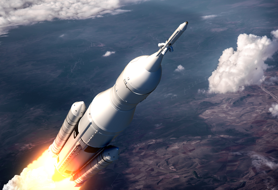 Space Launch System NASA