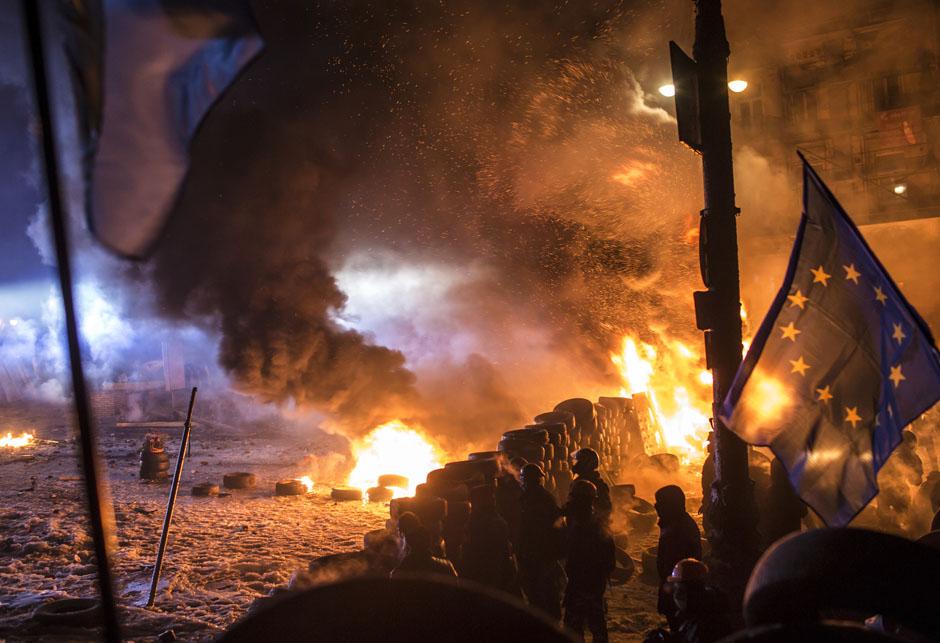 Euromaidan - kriza