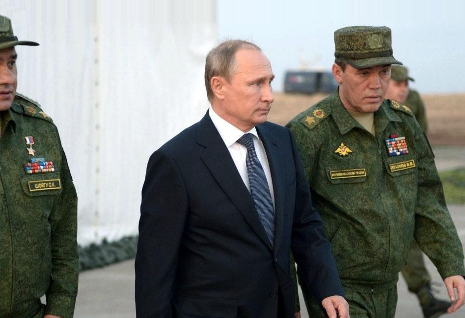 Putin hitno stigao u Siriju