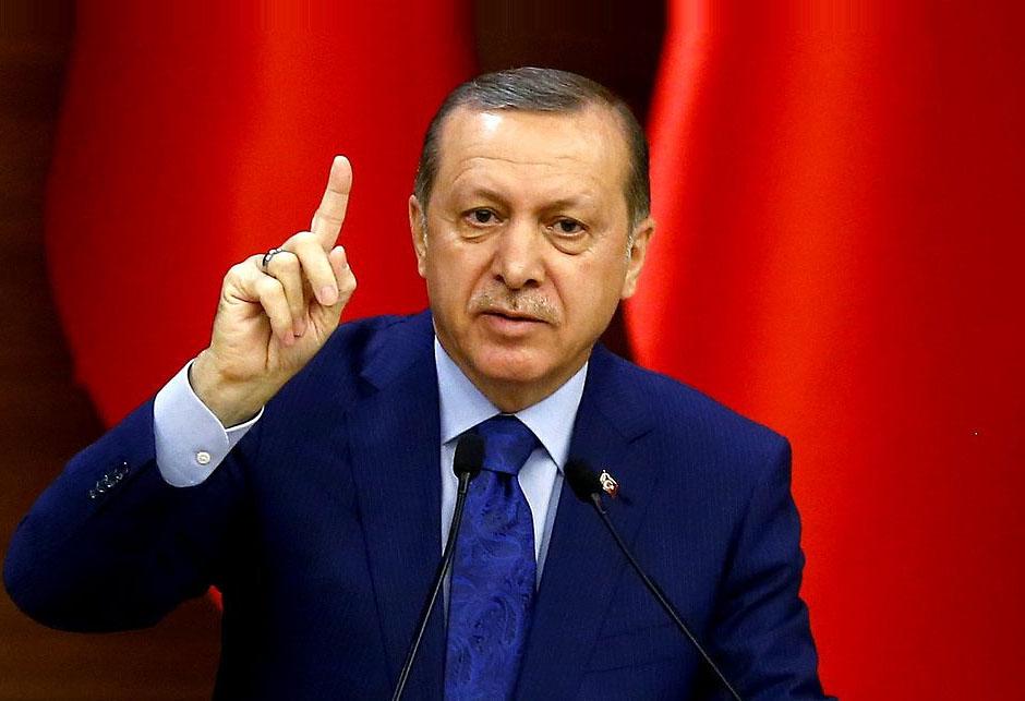 Erdogan prijeti