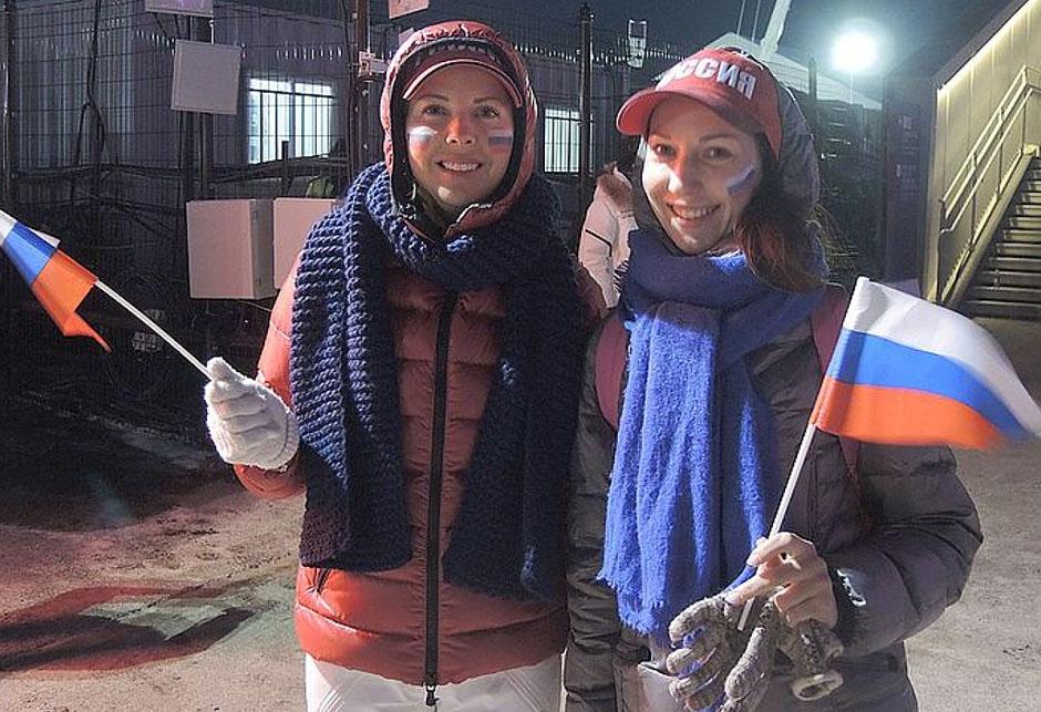 Anja i Katja u Južnoj Koreji