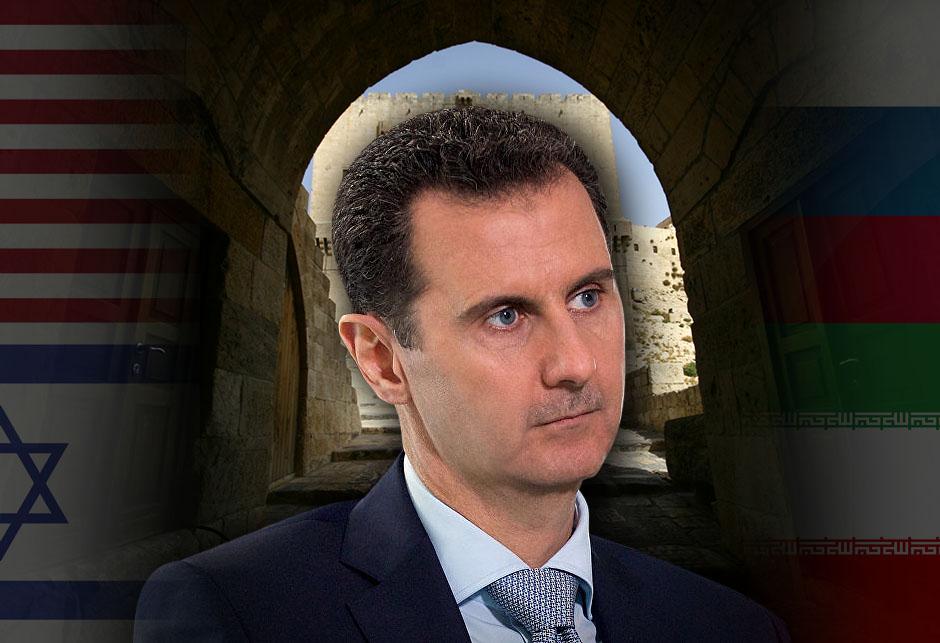Assad - agresori i saveznici