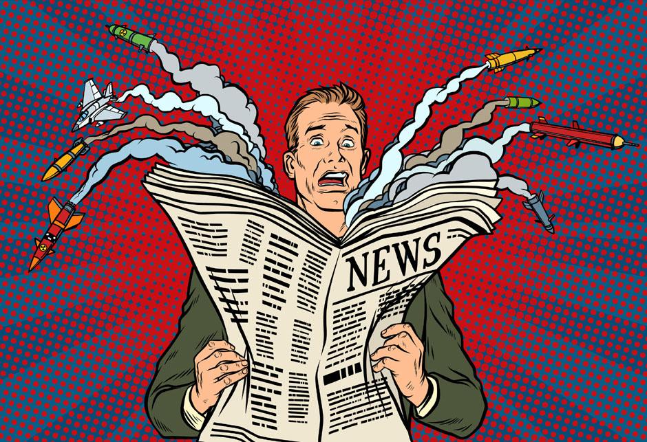 Cilj informacijskog rata je uništiti svijest i mogućnost pružanja otpora 1