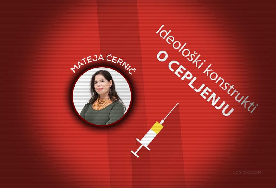 Ideološki konstrukti o cepljenju - Mateja Černič