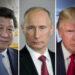 Peking - Moskva - Washington - Kina - Rusija - Sjedinjene Države - Novi svjetski poredak