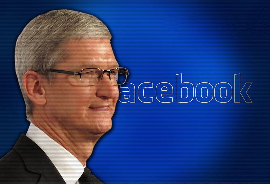 Tim Cook - Facebook