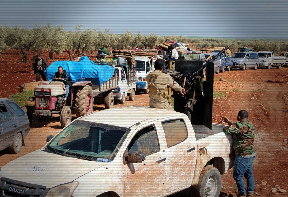 Turci zauzeli Afrin