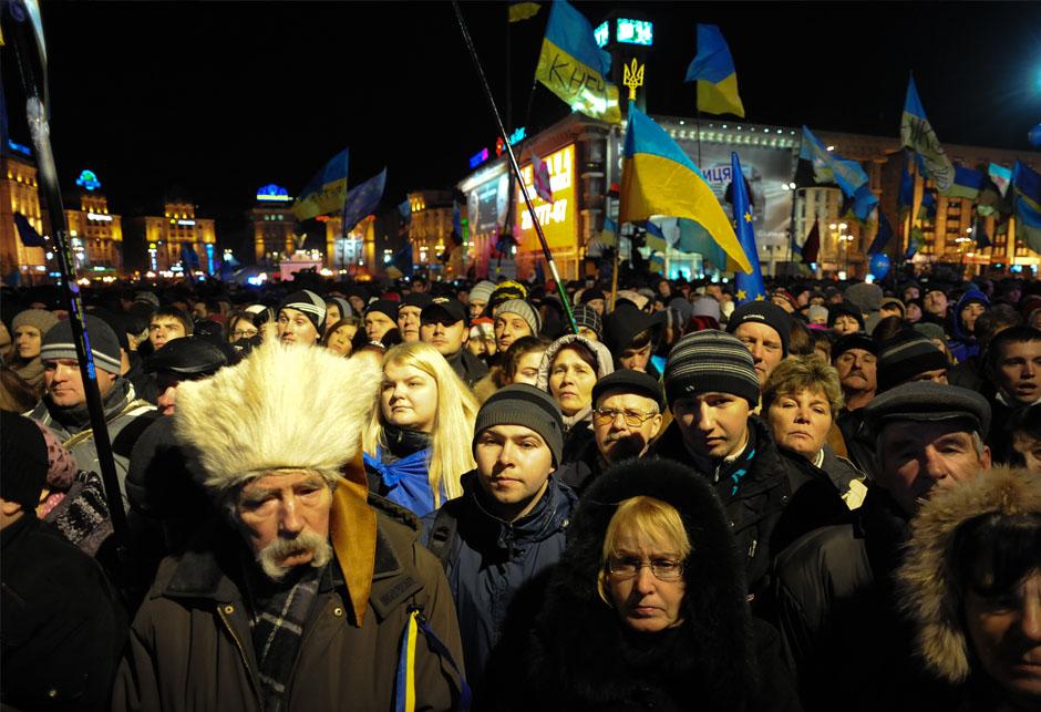 Kriza u Ukrajini