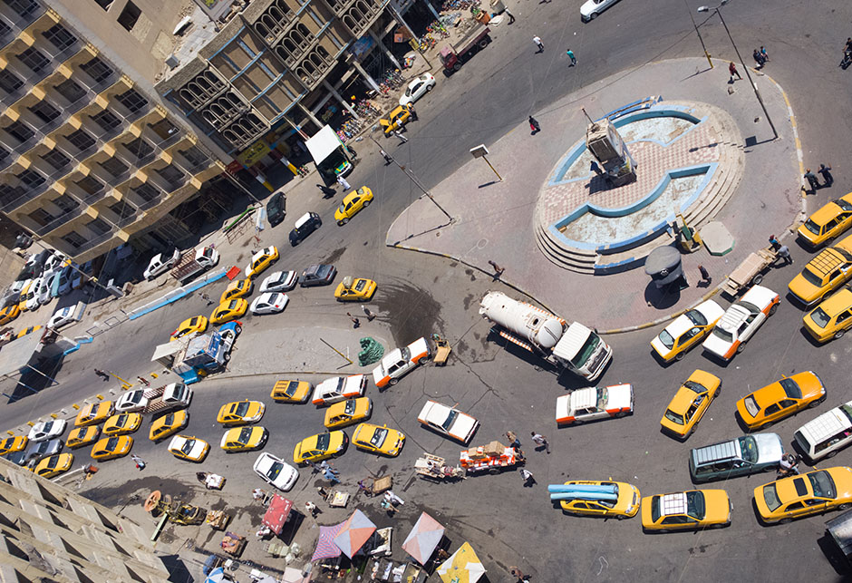 Nemiri u Iraku - Glavni grad Iraka Bagdad