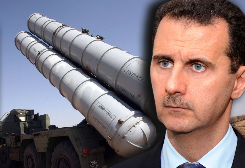 Rusija isporučuje sustave S-300 Siriji