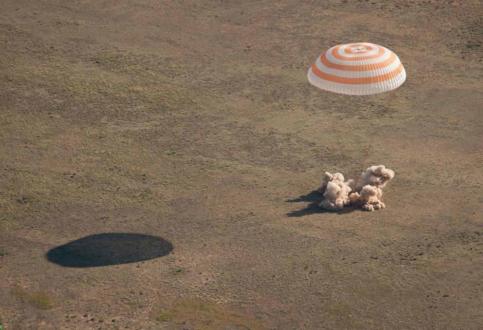 Spašavanje posade Sojuza