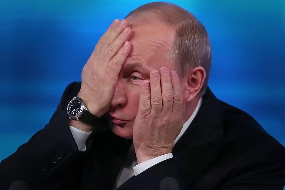 Začuđeni Putin