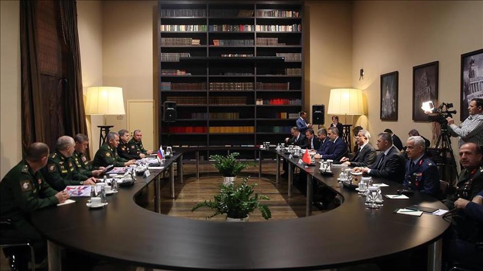 Rusija turska sastanak