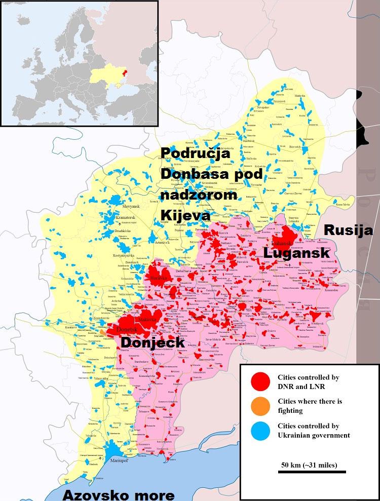 Stanje u Ukrajini