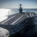 """Najskuplji nosač zrakoplova na svijetu """"USS Gerald R. Ford"""" plovi bez dizala za streljivo 2"""