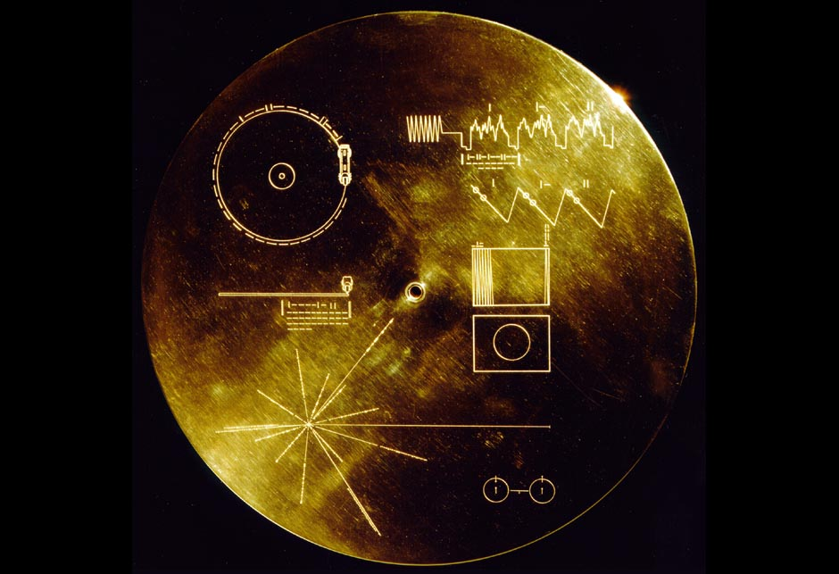 Golden Record Voyager