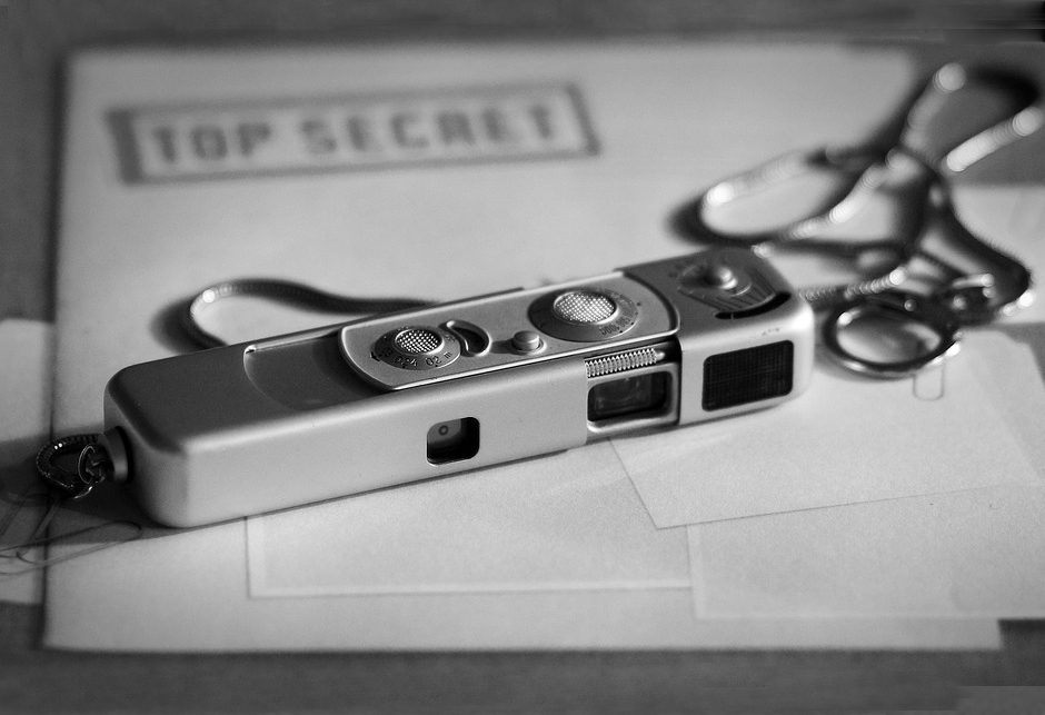foto spijun top secret