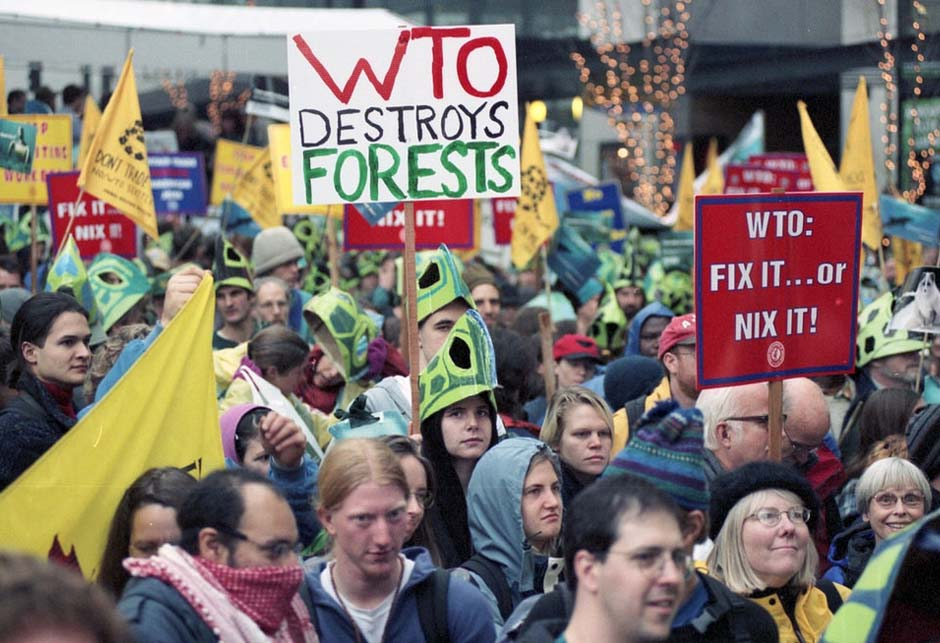 1999 seattle wto protests
