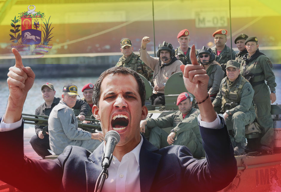 Venezuela Maduro Guaido vojska