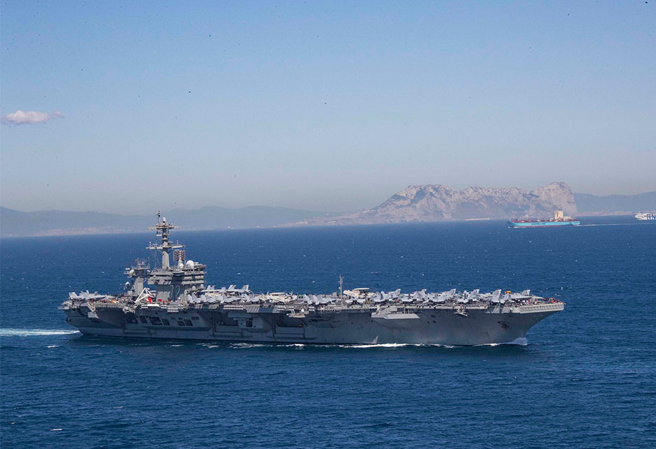 USS Abraham Lincoln-1