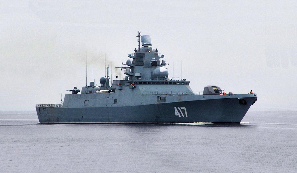 Admiral Gorškov