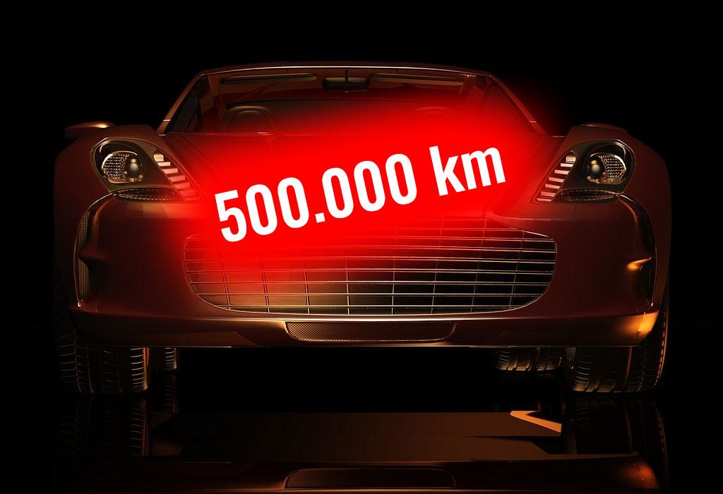 Automobili koji prelaze 500000 kilometara