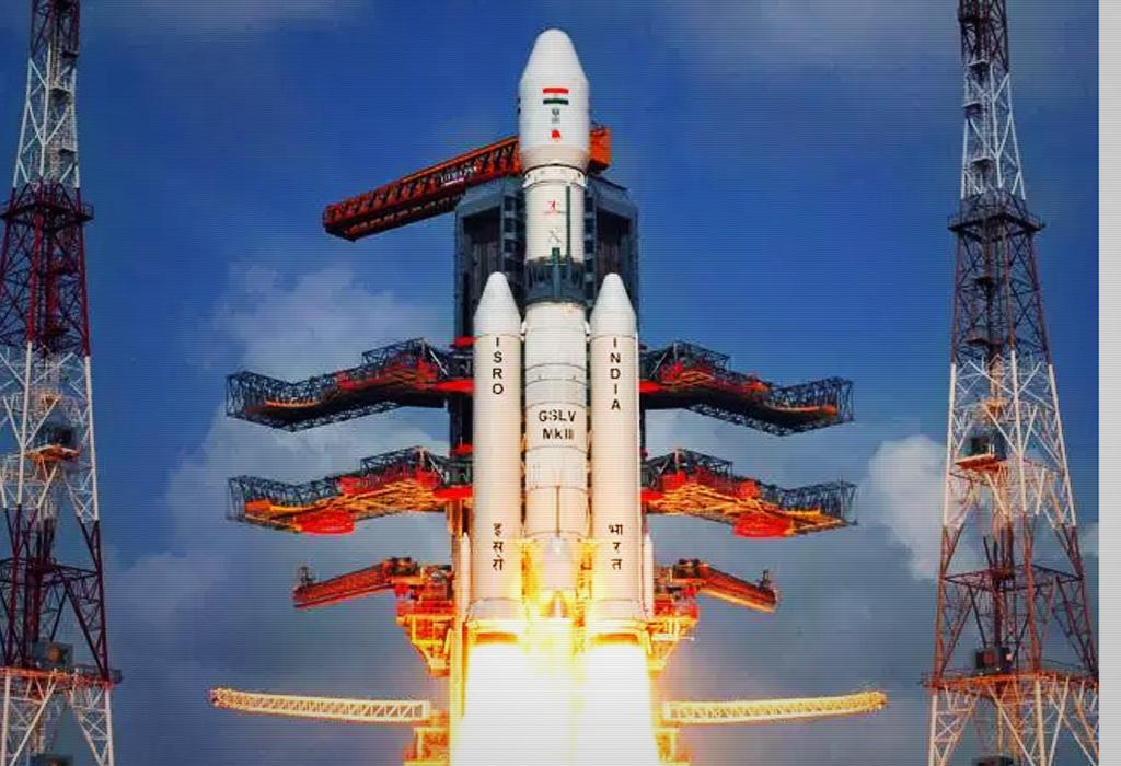 Indijska raketa GSLV Mark III