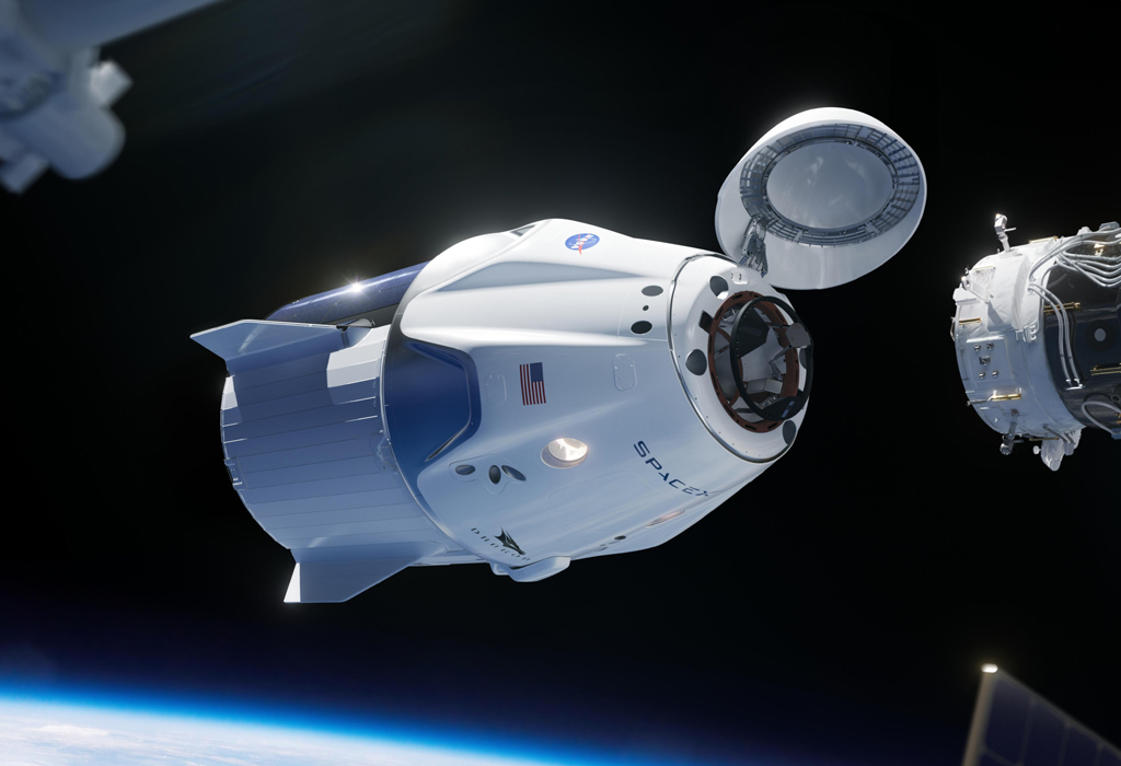 SpaceX Dragon kapsula