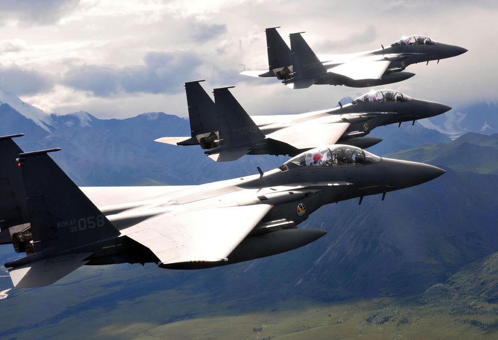 Zračne snage Južne Koreje