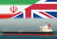 Iran UK tanker